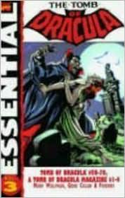 Essential Tomb of Dracula, Vol. 3