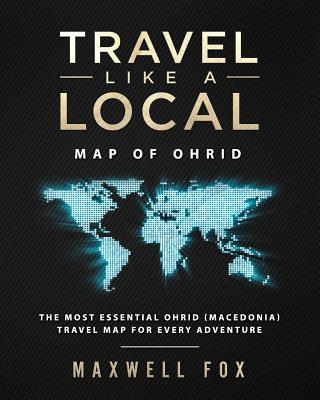 Travel Like a Local - Map of Ohrid