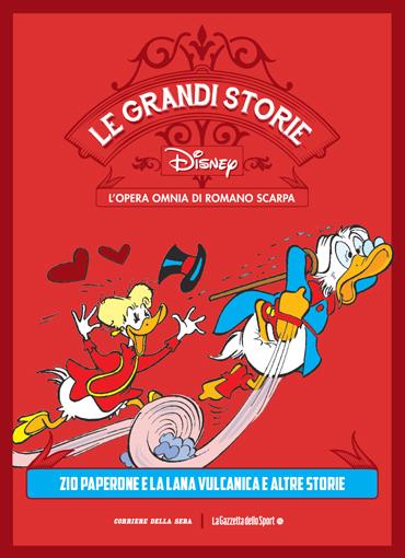 Le grandi storie Disney - L'opera omnia di Romano Scarpa vol. 14