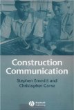 Construction communication