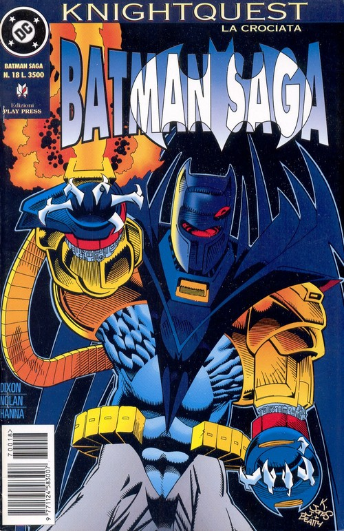 Batman Saga #18
