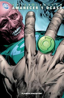 Green Lantern: Amane...