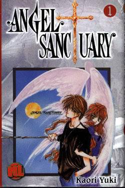 Angel Sanctuary #1 (...