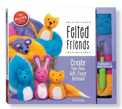 Felted Friends