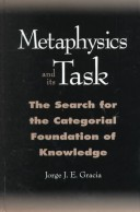 Metaphysics and Its Task