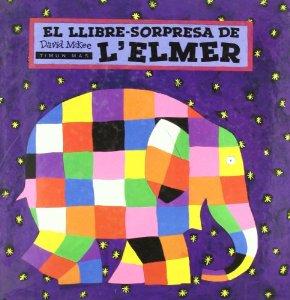 El llibre sorpresa de l'Elmer