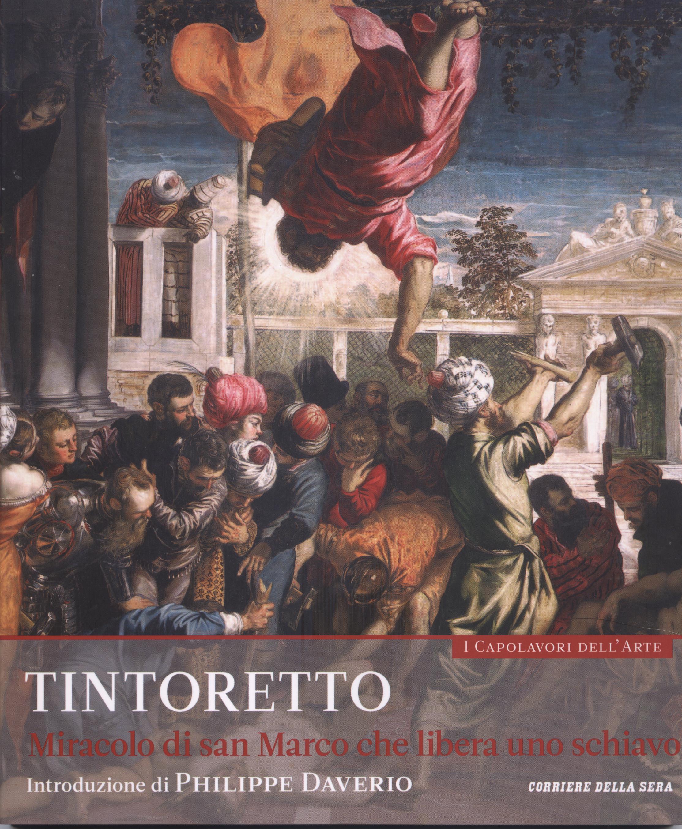 Tintoretto - Miracolo di San Marco che libera uno schiavo