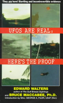 Ufo's Are Real...and...