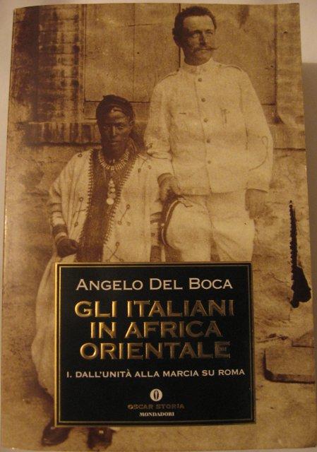 Gli italiani in Africa orientale: 1