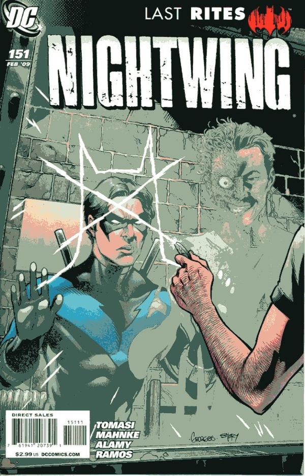 Nightwing Vol.2 #151