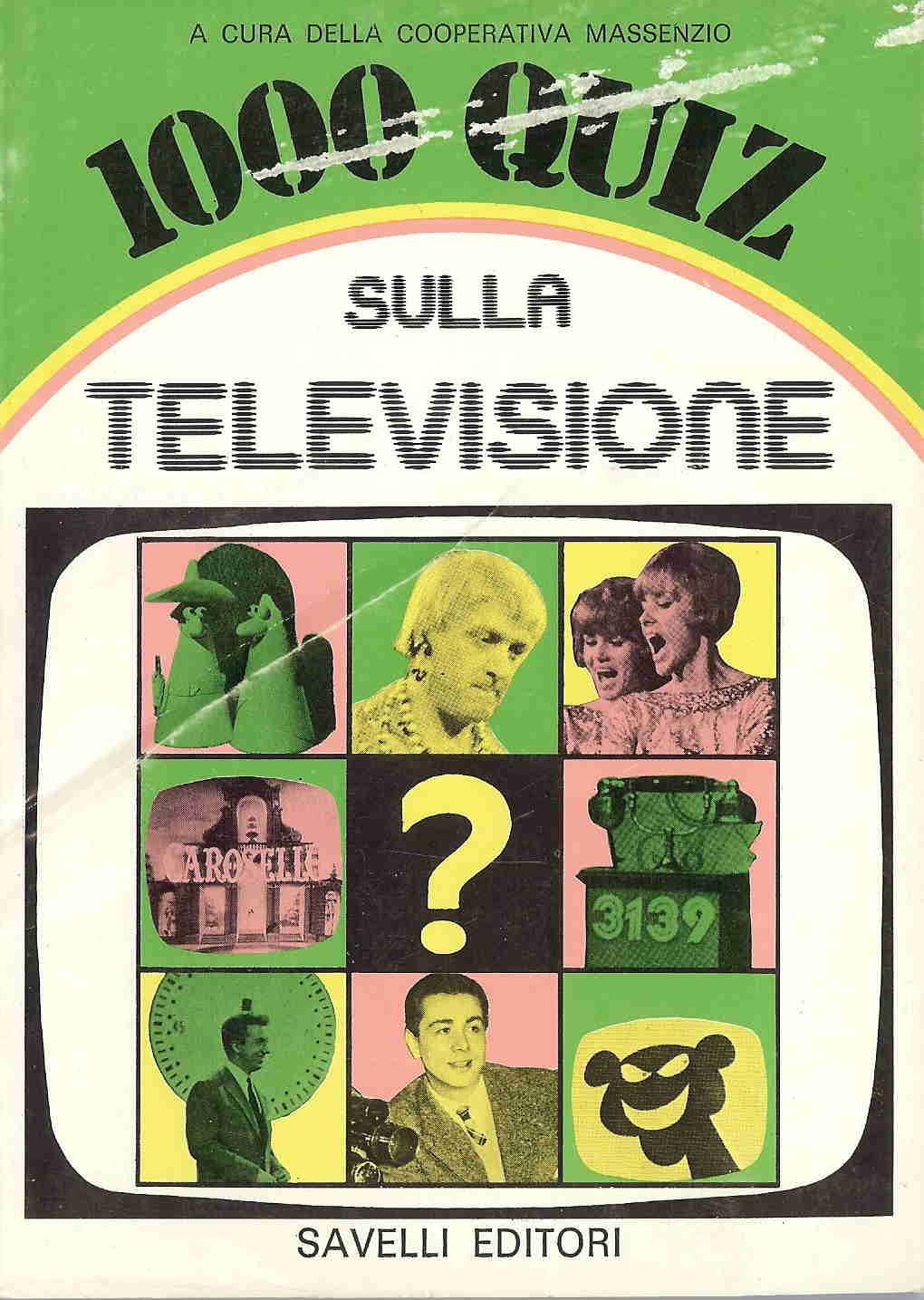 1000 quiz sulla televisione