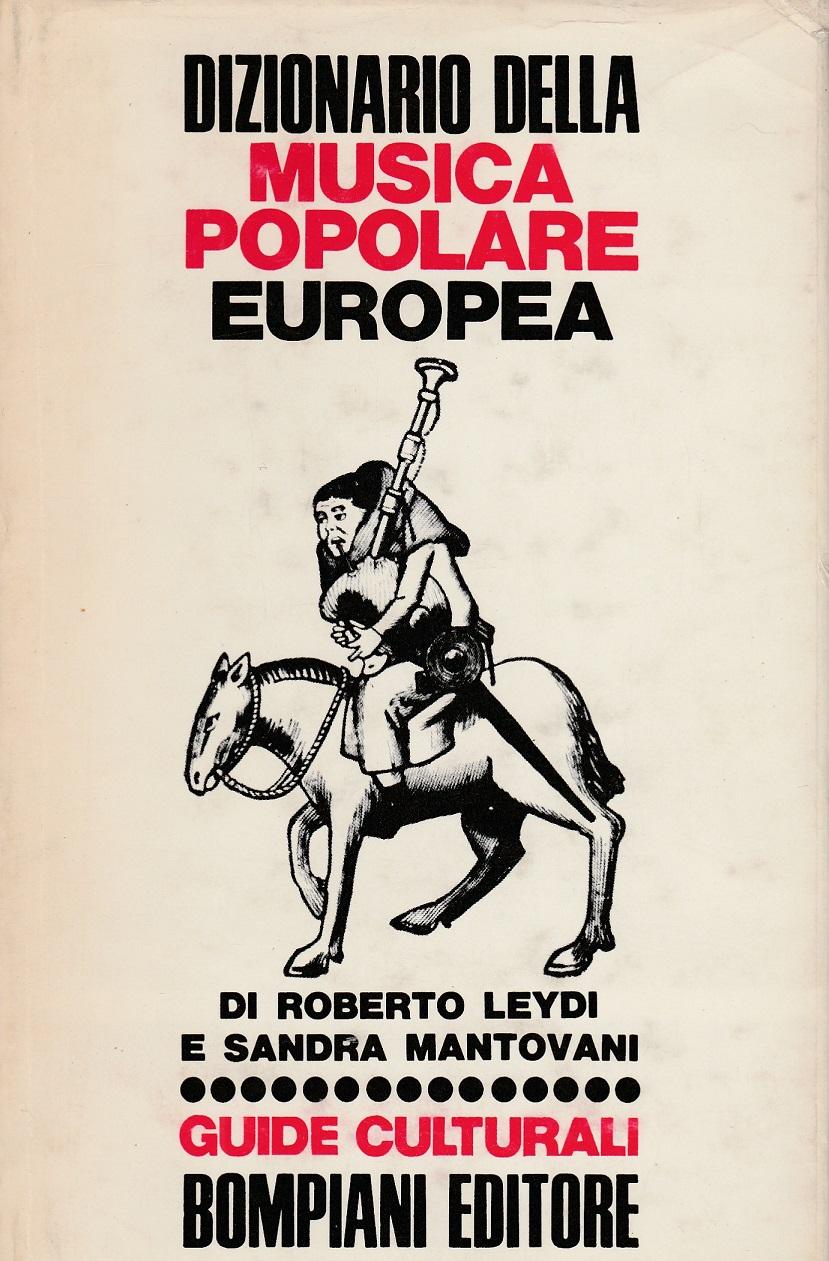 Dizionario della musica popolare europea