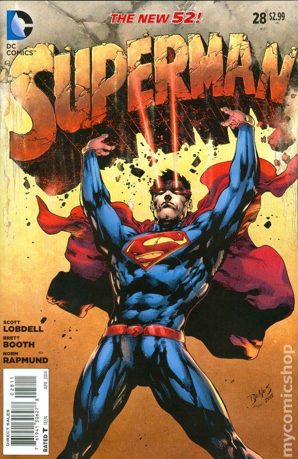 Superman Vol.3 #28