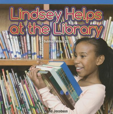 Lindsey Helps at the Library