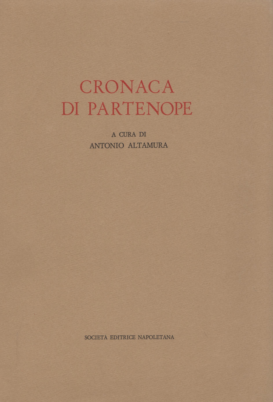Cronaca di Partenope