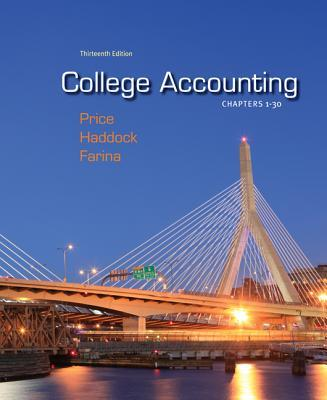 College Accounting + Connect Plus