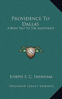Providence to Dallas