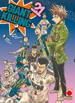 Giant Killing vol. 21