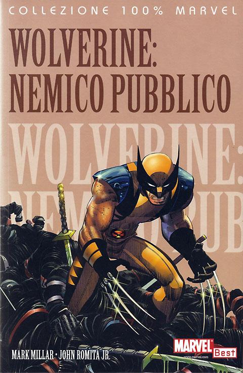 Wolverine: Nemico Pubblico