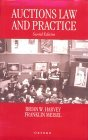 The Auctions Law and Practice