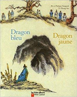 Dragon bleu, dragon ...