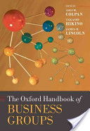 The Oxford Handbook of Business Groups