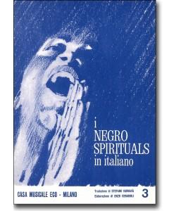 I negro spirituals 3