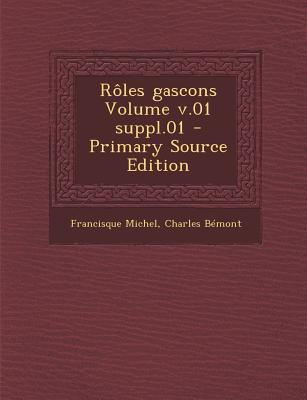 Roles Gascons Volume V.01 Suppl.01 (Primary Source)