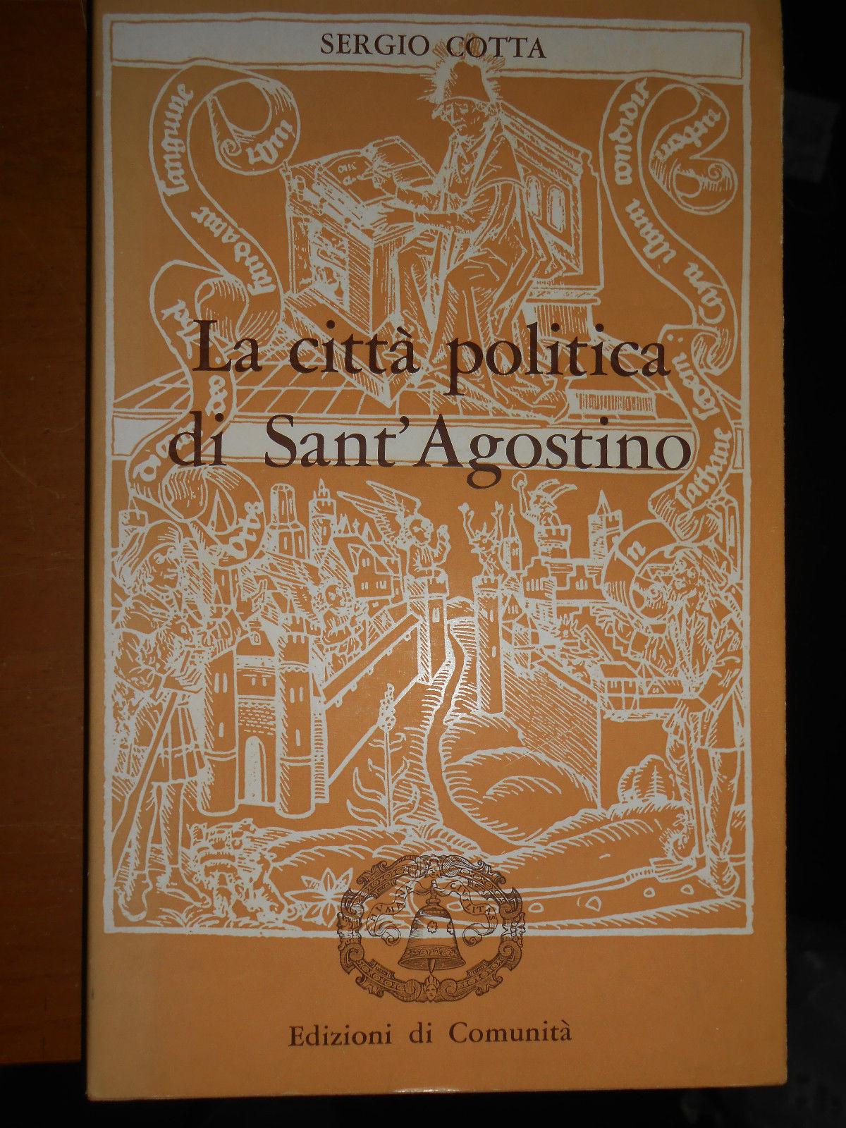 La città politica di Sant'Agostino