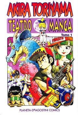 Teatro Manga #1