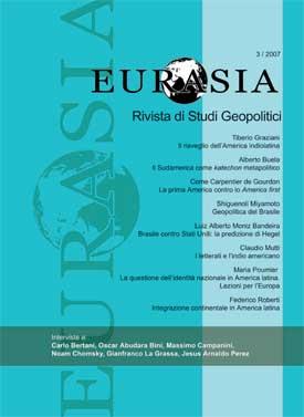 Eurasia. Rivista di studi Geopolitici, n. 3 (Lug-set 2007)