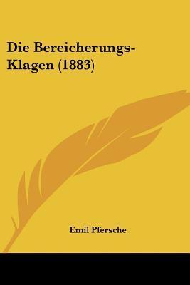 Die Bereicherungs-Klagen (1883)