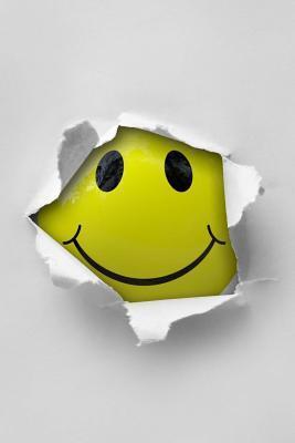 Happy Face Breaking ...