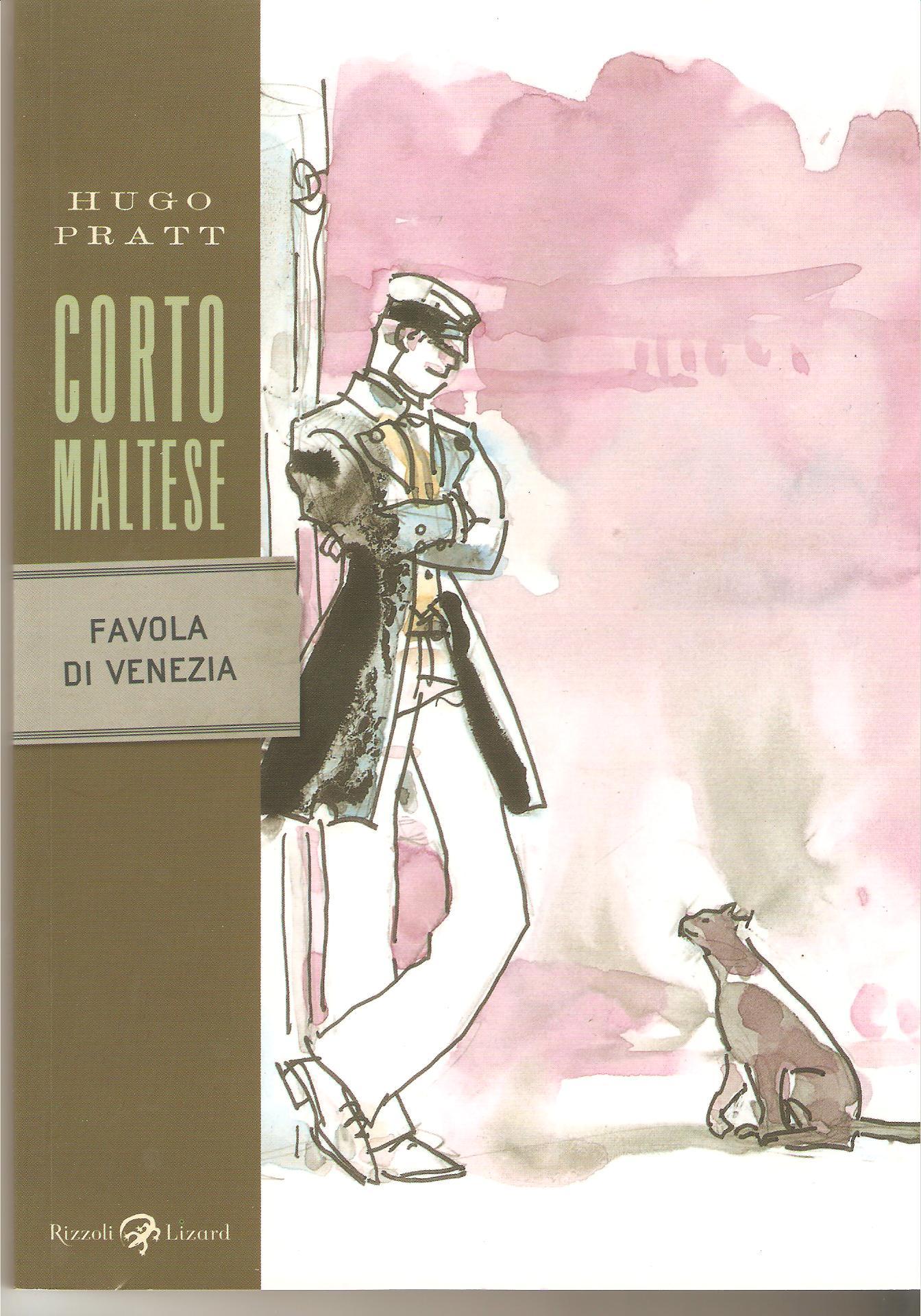 Corto Maltese: Favola di Venezia