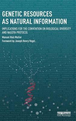 Genetic Resources as Natural Information