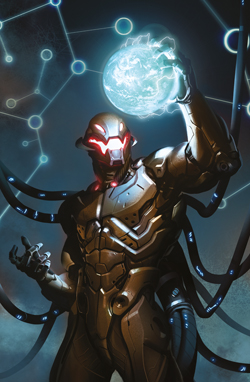 Age of Ultron n. 1 - Variant Cover Metal