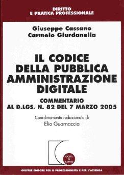 Il codice della pubblica amministrazione digitale