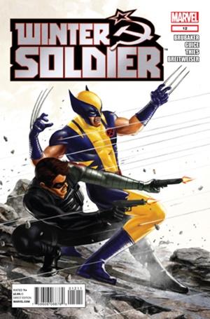 Winter Soldier Vol.1...