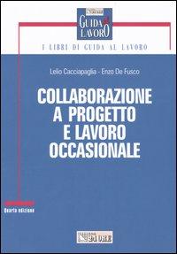 Collaborazione a progetto e lavoro occasionale