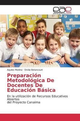 Preparación Metodológica De Docentes De Educación Básica
