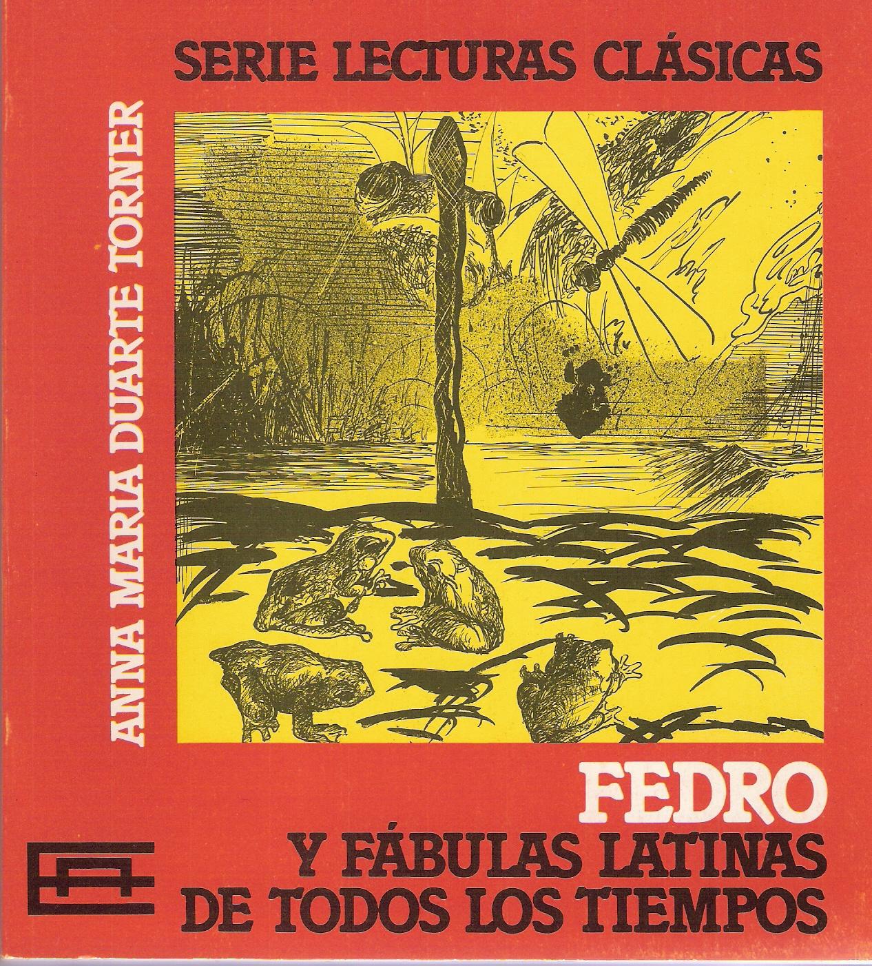 Fedro y fábulas latinas de todos tiempos