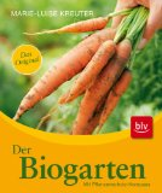 """Der"" Biogarten"