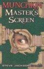 Munchkin Masters Screen