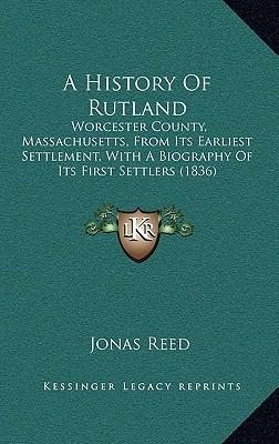 A History of Rutland