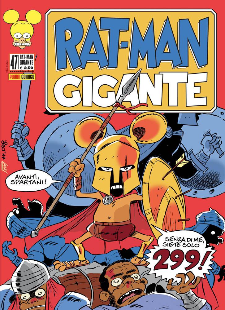 Rat-Man Gigante n. 4...