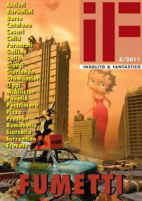 IF - Insolito & Fantastico n. 8