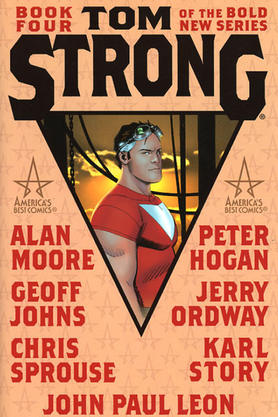 Tom Strong vol. 4
