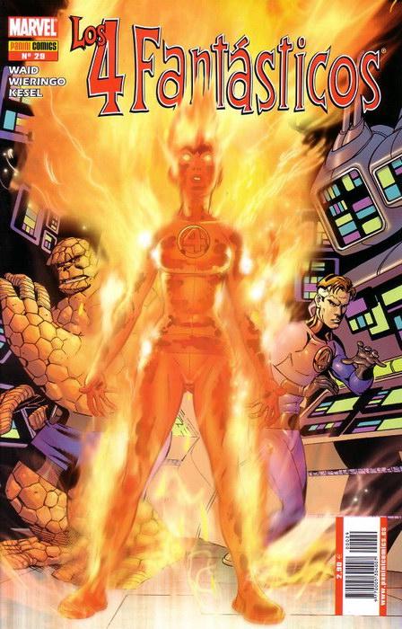 Los 4 Fantásticos Vol.1 #29 (de 34)