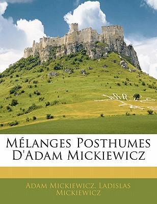 M Langes Posthumes D...