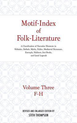 Motif-Index of Folk-Literature